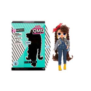 Giochi Preziosi LΟL Surprise O.M.G. Κούκλες W2 - 3 Σχέδια LLUA9000
