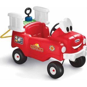 Little Tikes Αμαξάκι Κουπέ Πυροσβεστικό (6161)