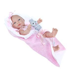 "Magic Baby Dolls ""Jenny με κουβερτούλα"" MB39007"