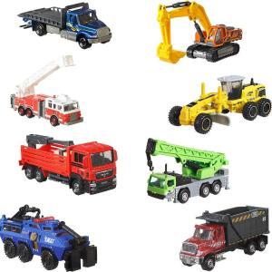 Mattel Matchbox Φορτηγάκια Working Rongs- Διάφορα Σχέδια (N3242)