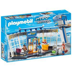 Playmobil Αεροδρόμιο με Πύργο Ελέγχου