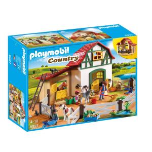Playmobil Φάρμα των Πόνυ 6927