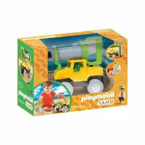 Playmobil Εκσκαφέας με μηχανισμό Γεώτρησης