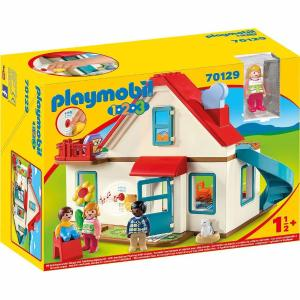 Playmobil 1 2 3 Επιπλωμένο Σπίτι 70129