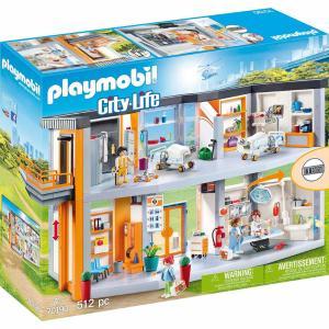 Playmobil Μεγάλο Ιατρικό Κέντρο 70190