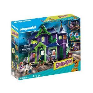Playmobil SCOOBY-DOO! Περιπέτεια στο Στοιχειωμένο Σπίτι 70361