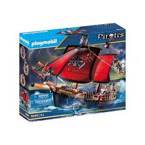 Playmobil Πειρατική ναυαρχίδα (70411)