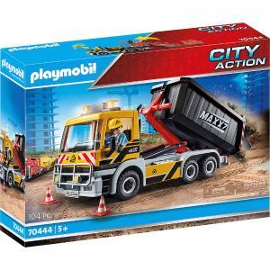 Playmobil Φορτηγό με ανατρεπόμενη καρότσα 70444
