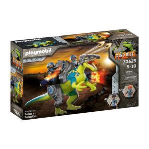 Playmobil Σπινόσαυρος με διπλή πανοπλία 70625