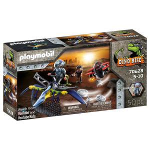 Playmobil Πτεροδάκτυλος και μαχητές με drone 70628