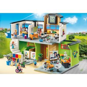 Playmobil Επιπλωμένο Σχολικό Κτίριο 9453