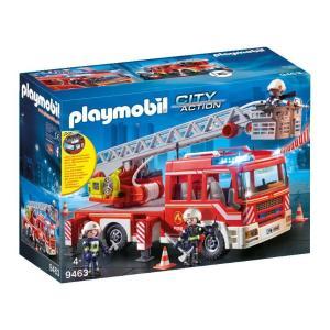 Playmobil Όχημα Πυροσβεστικής με σκάλα και καλάθι διάσωσης (9463)