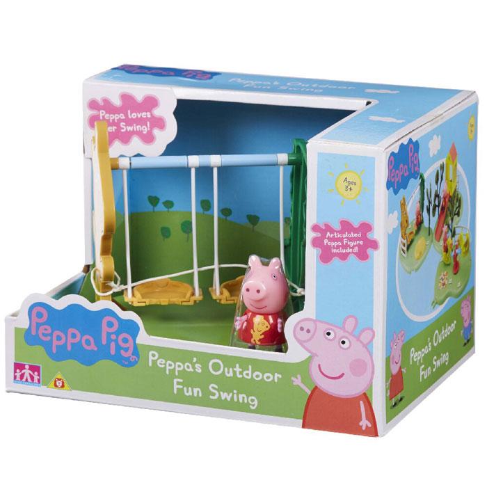 Peppa Pig Παιδική Χαρά 2 σχέδια
