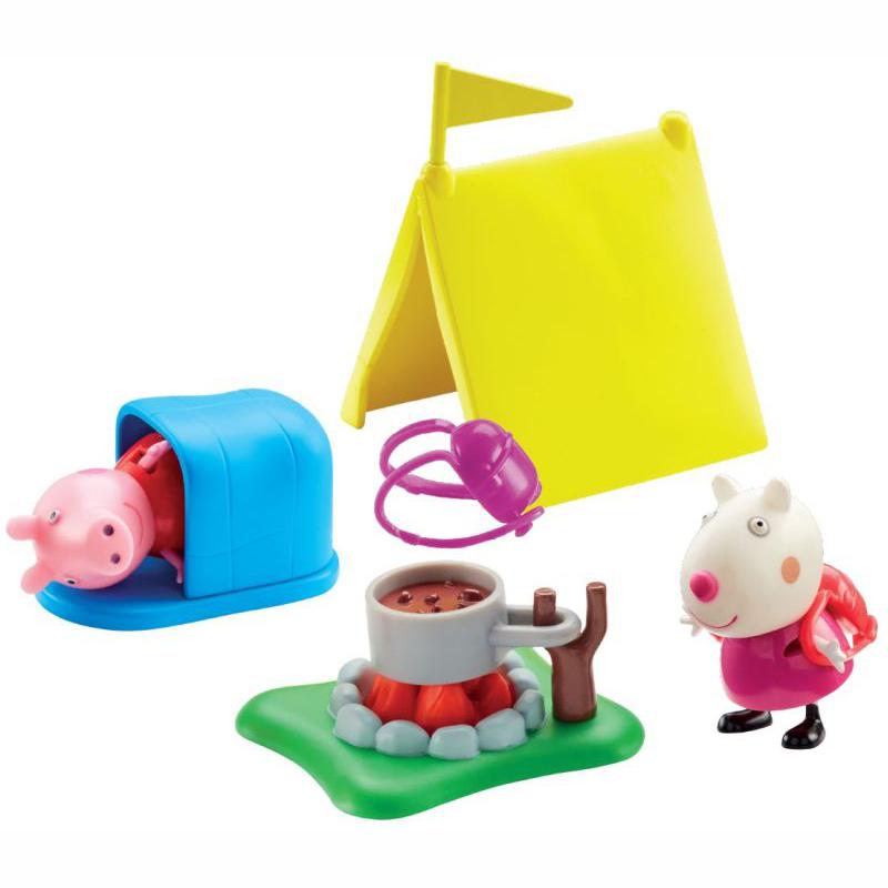 Peppa Pig Κουζίνα/Κάμπινγκ-2 Σχέδια