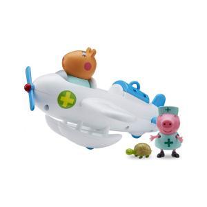 Giochi Preziosi Peppa Pig Το Αεροπλάνο Κτηνιατρείο Του Δόκτορα Χάμστερ PPC96000