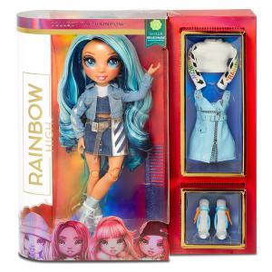 Giochi Ρreziosi Κούκλα Μπλε Rainbow High Skyler Bradshaw RAB07000