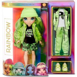 Giochi Ρreziosi Κούκλα Πράσινη Rainbow High Jade RAB9000