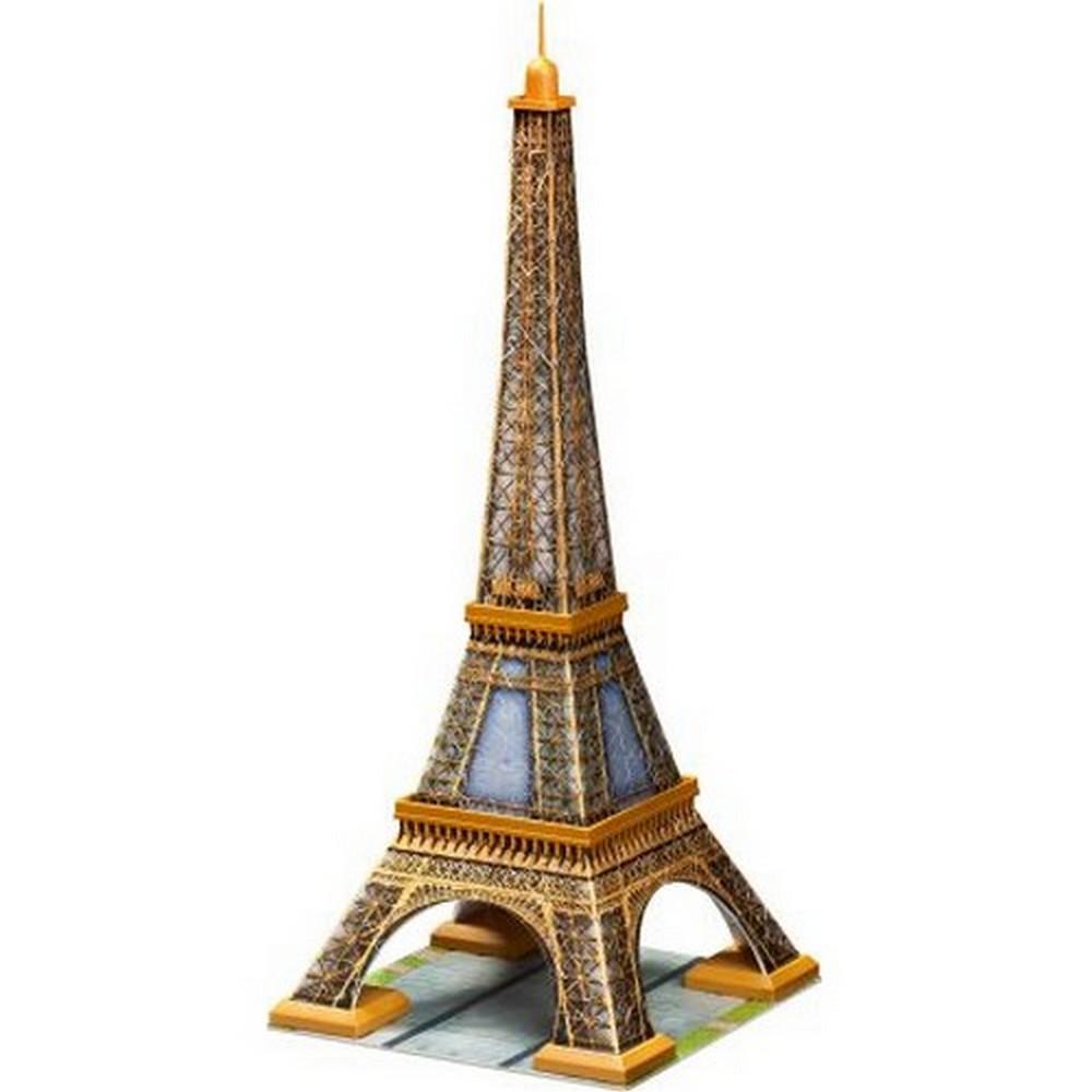 Ravensburger 3D Παζλ Ο Πύργος του Άιφελ 216 τμχ (12556)