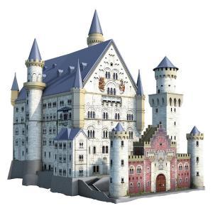 Ravensburger 3D Παζλ Maxi Κάστρο Neuschwanstein (12573)