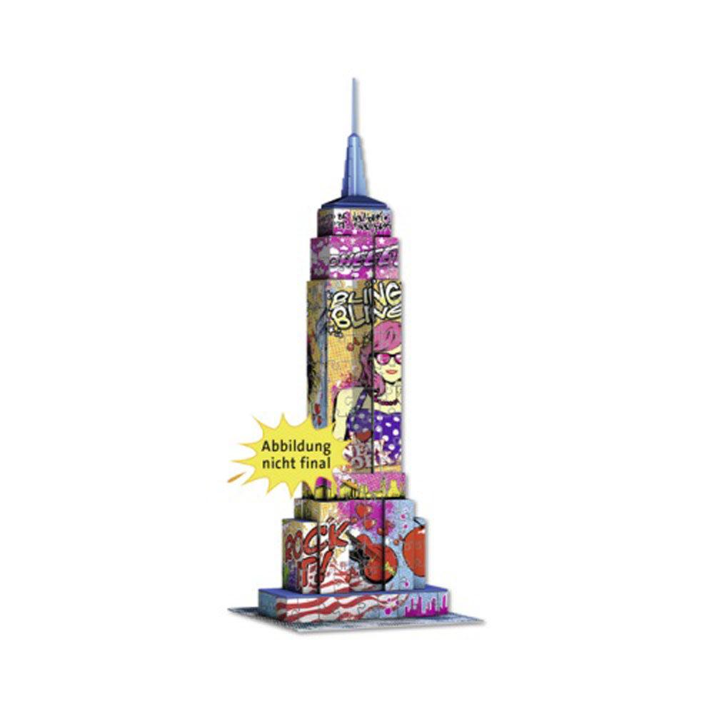Ravensburger Παζλ 3D Empire State Pορ Art 216 τμχ