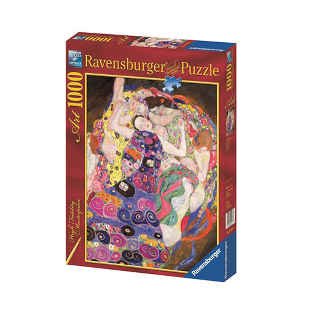 Ravensburger Παζλ 1000 τμχ Klimt Η Παρθένος