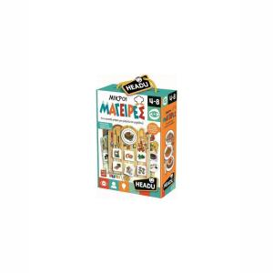 Real Fun Toys Headu Παιχνίδι Μνήμης Μικροί Μάγειρες 23042