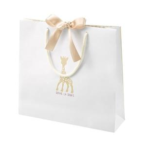 Sophie La Girafe Σετ δώρου Sophiesticated με την Σόφι και Κουδουνίστρα Μαλακή Μαράκα (S000009)