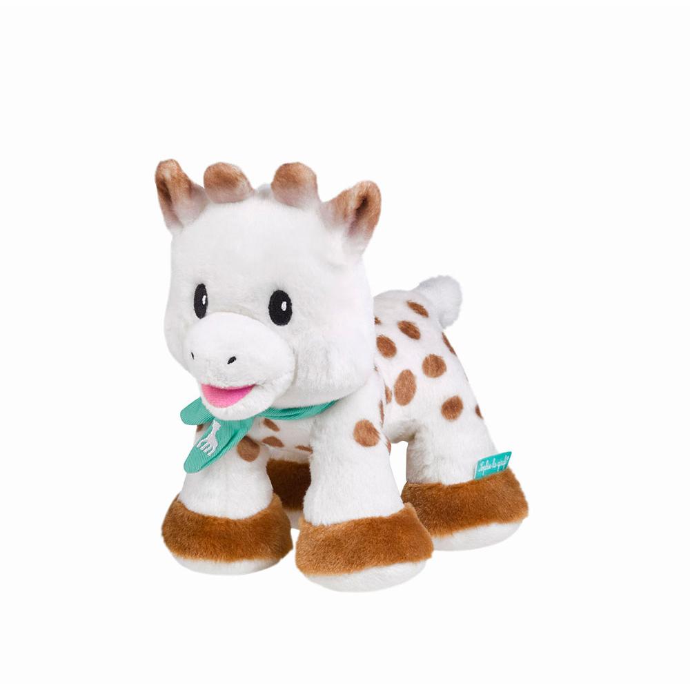 Sophie La Girafe Sweety Sophie Collection Βελούδινη Σόφι Μεσαία 20εκ (S010336)