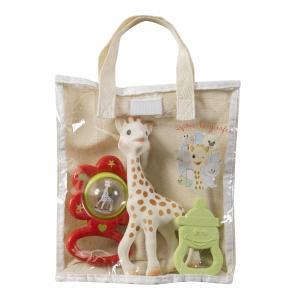 Sophie La Girafe Σετ Δώρου με Τσαντούλα (S516343)
