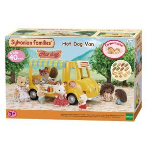 Sylvanian Families: Καντίνα- Hot Dog Μαγαζάκι Φορτηγάκι (5240)
