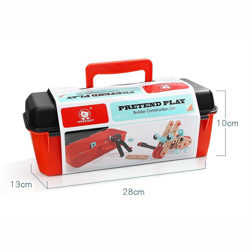 Top Bright Take-along Tool Kit Toy (120390)