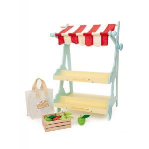 Le Toy Van Ξύλινο Μανάβικο Honeybee Market TV181