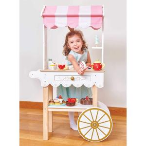 Le Toy Van Ξύλινο Τρόλει Tea & Treats TV324