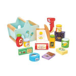 Le Toy Van Καλάθι με ψώνια και scanner  TV326