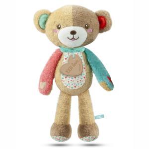 Clementoni Baby Λούτρινο Αρκουδάκι Δραστηριοτήτων (1000-17267)