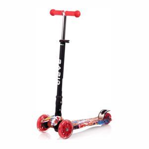 Lorelli Scooter Πατίνι Rapid Τρίτροχο με Φωτιζόμενους Τροχούς Graffiti Lorelli 10390040002