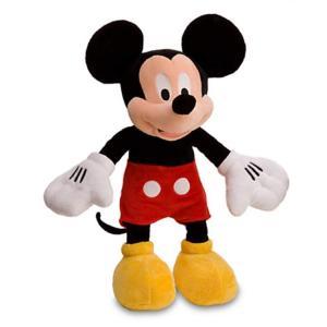 AS Company Mickey and the Roadster Racers Λούτρινο Mickey 25εκ 1607-01686