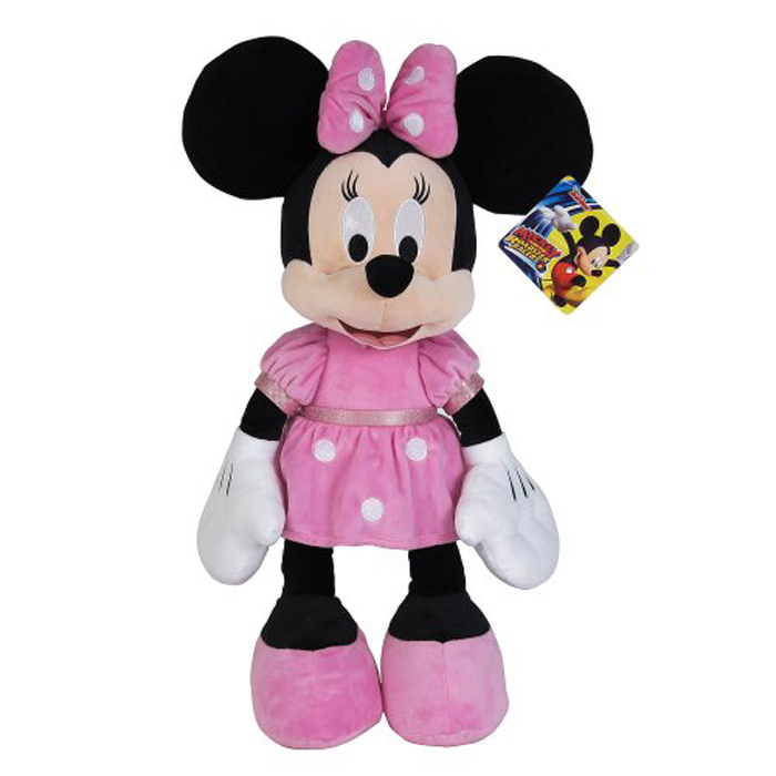 AS Compnany Mickey and the Roadster Racers Λούτρινο Minnie 25εκ 1607-01687