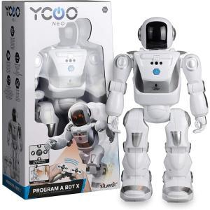 AS Company Silverlit Ycoo Τηλεκατευθυνόμενο Ρομπότ Programm A Bot X (7530-88071)
