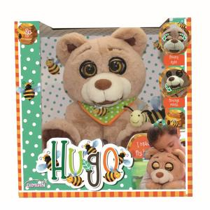 Dimian-Hugo o Αρκούδος με 3 ιστορίες BD2012