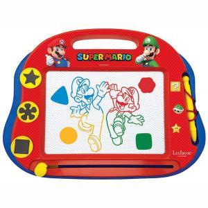 Lexibook Super Mario Magnetic Multicolor Drawing Board with accessories A5 Format (CRNI550)