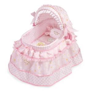 DeCuevas Toys Το Πρώτο μου Κρεβάτι Κούκλας Maria Princess (51128)