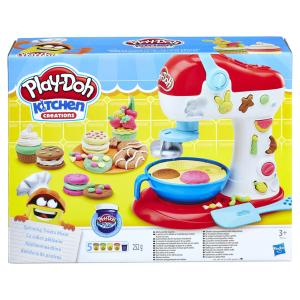 Hasbro Play-Doh Spinning Treats Mixer (E0102)