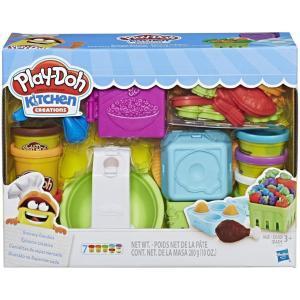 Hasbro Play-Doh Grocery Goodies