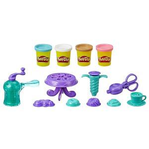 Hasbro Play-Doh Kitchen Creations Νόστιμα Ντόνατς Σετ με 4 Χρώματα