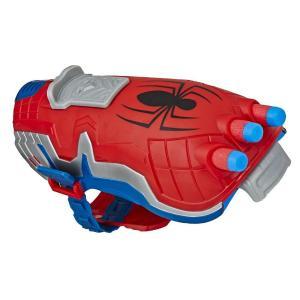 Hasbro Nerf Power Moves Marvel Spider-Man Web Blast Web Shooter Εκτοξευτής (E7328)