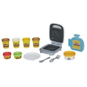 Hasbro Play-Doh Cheesy Sandwich Playset (E7623)