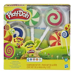 Hasbro Play-Doh Lollipop 4-Pack (E9193)