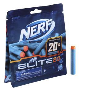 Hasbro Nerf Elite 2.0 20 τμχ Ανταλλακτικά F0040