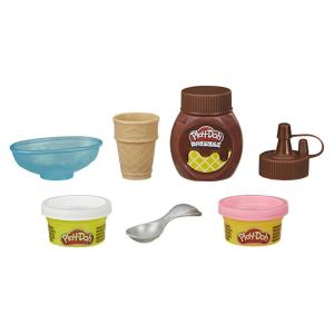 Hasbro Play-Doh Kitchen Creations Mini Drizzle Ice Cream